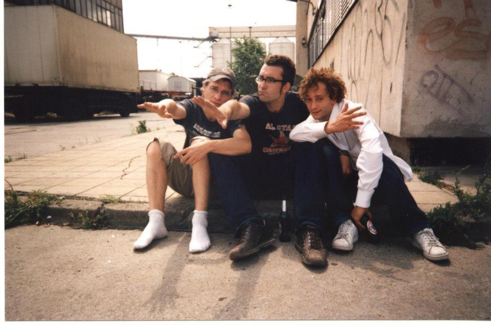 Cabanne, Ark and Vincent Lemieux, 2002.