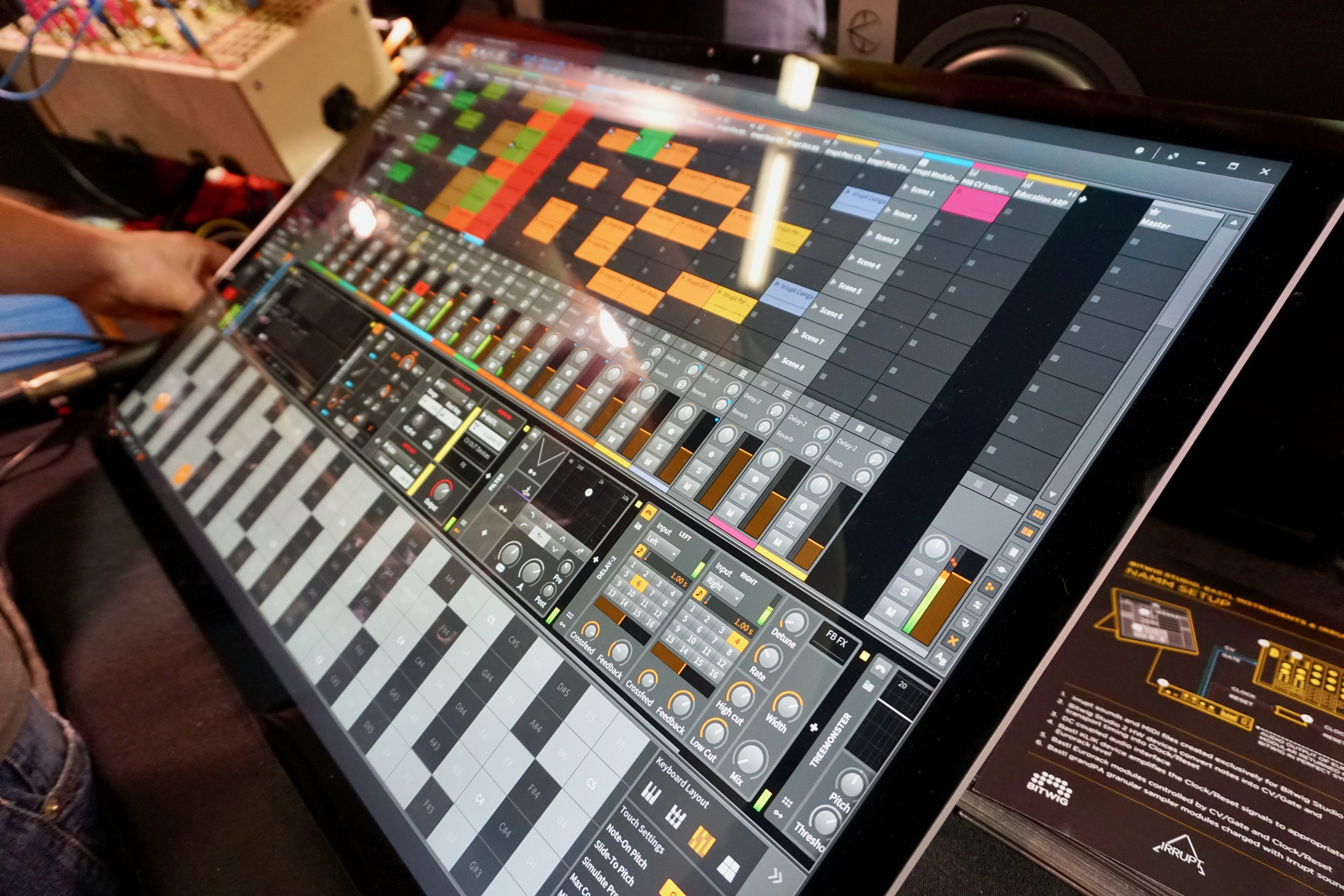 From Synth to Sync: NAMM 2017 Brings Music Gear Aplenty