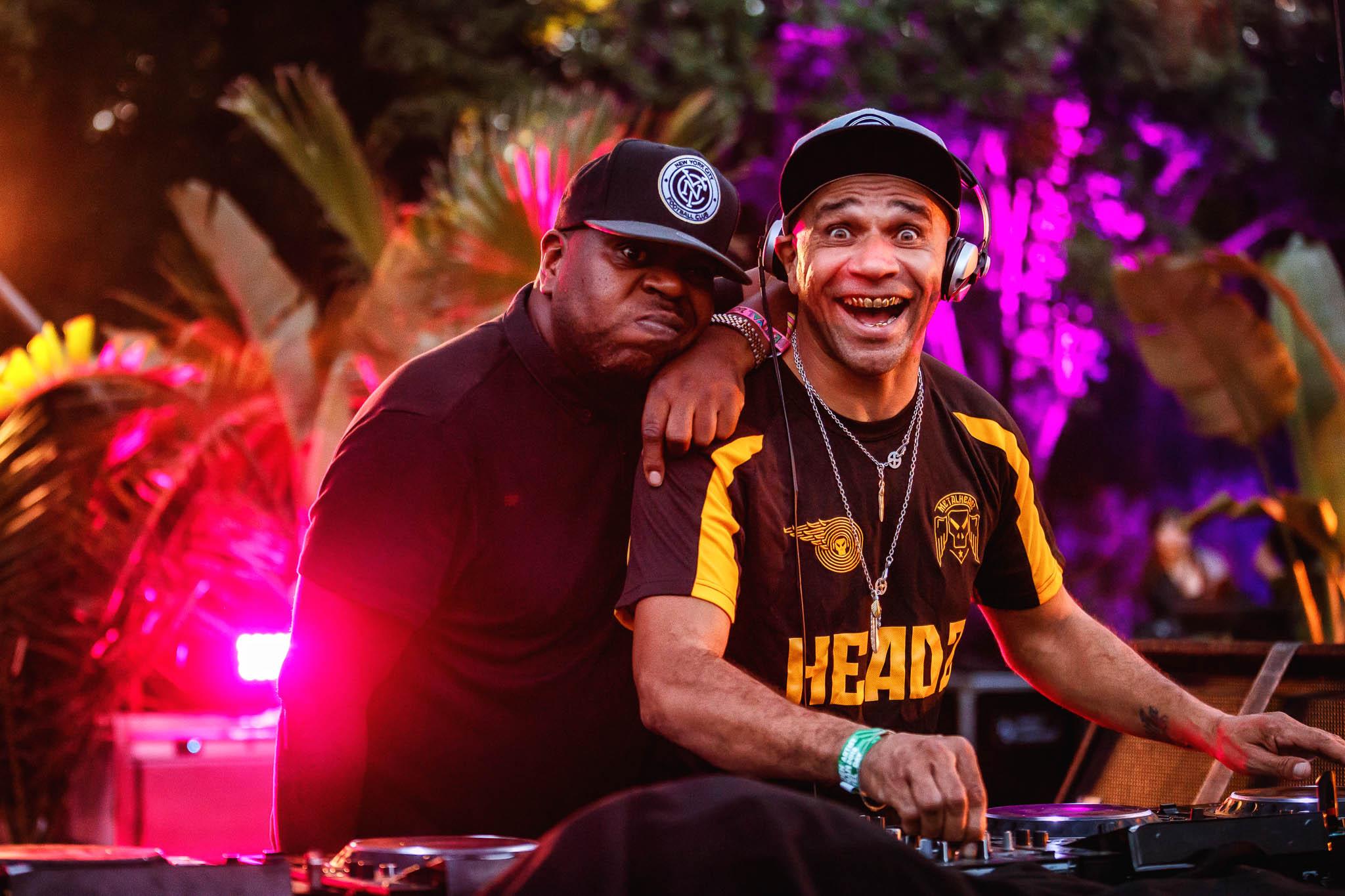 Goldie & DJ Randall
