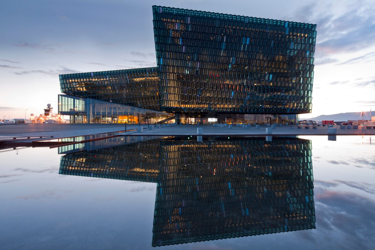 The Harpa Concert Hall (Photo: Advanced Music)