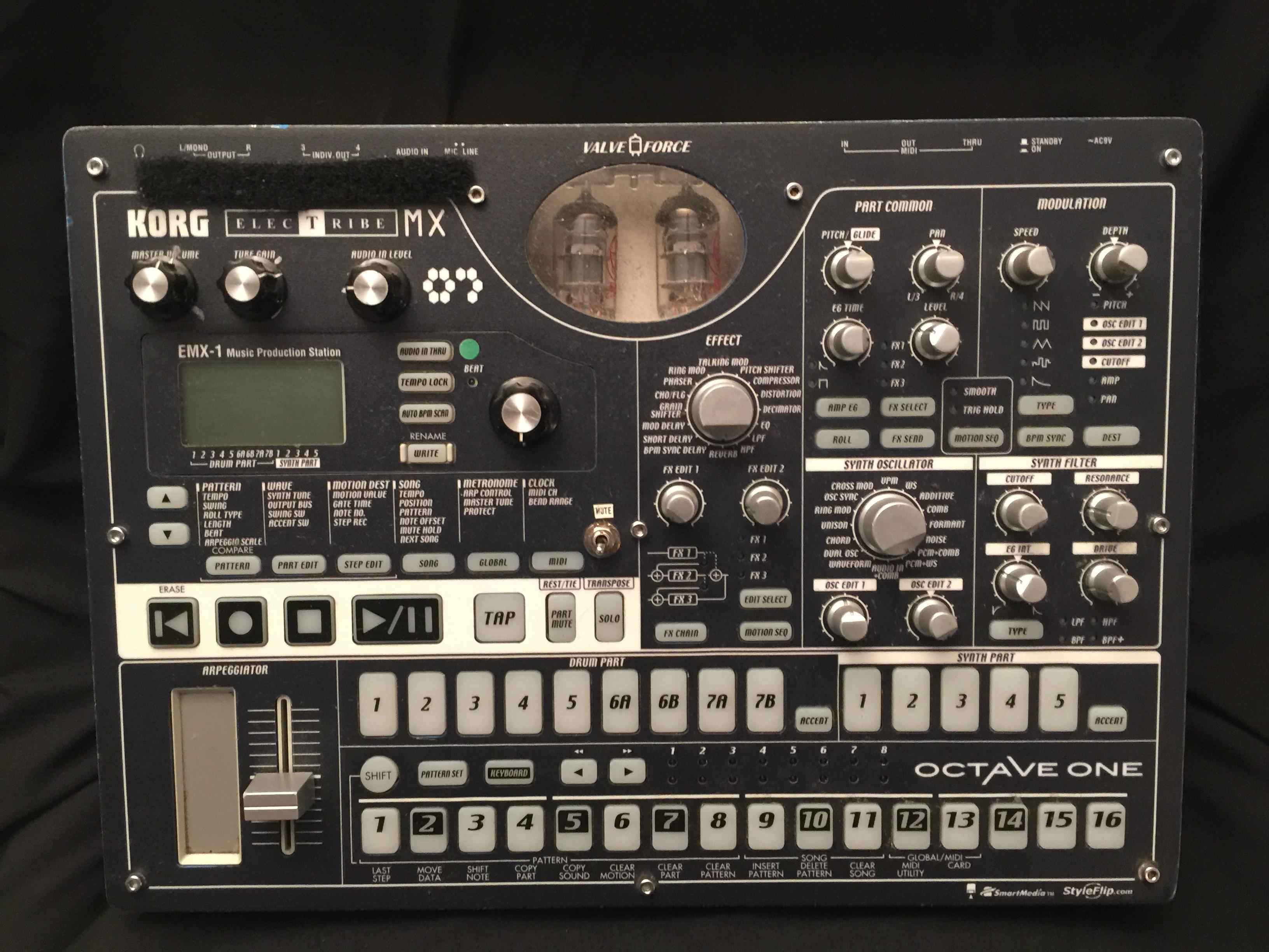 Studio Essentials: Octave One