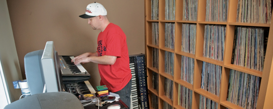 In The Studio: Jake One