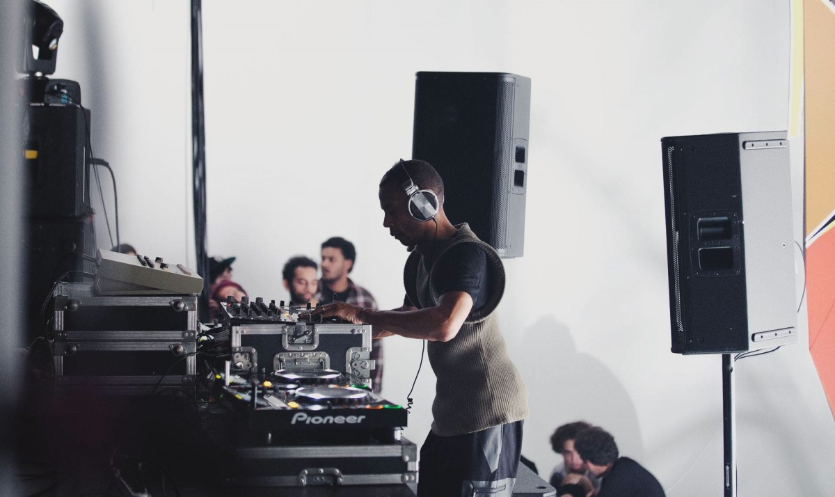 Jeff Mills at La Bacchanale