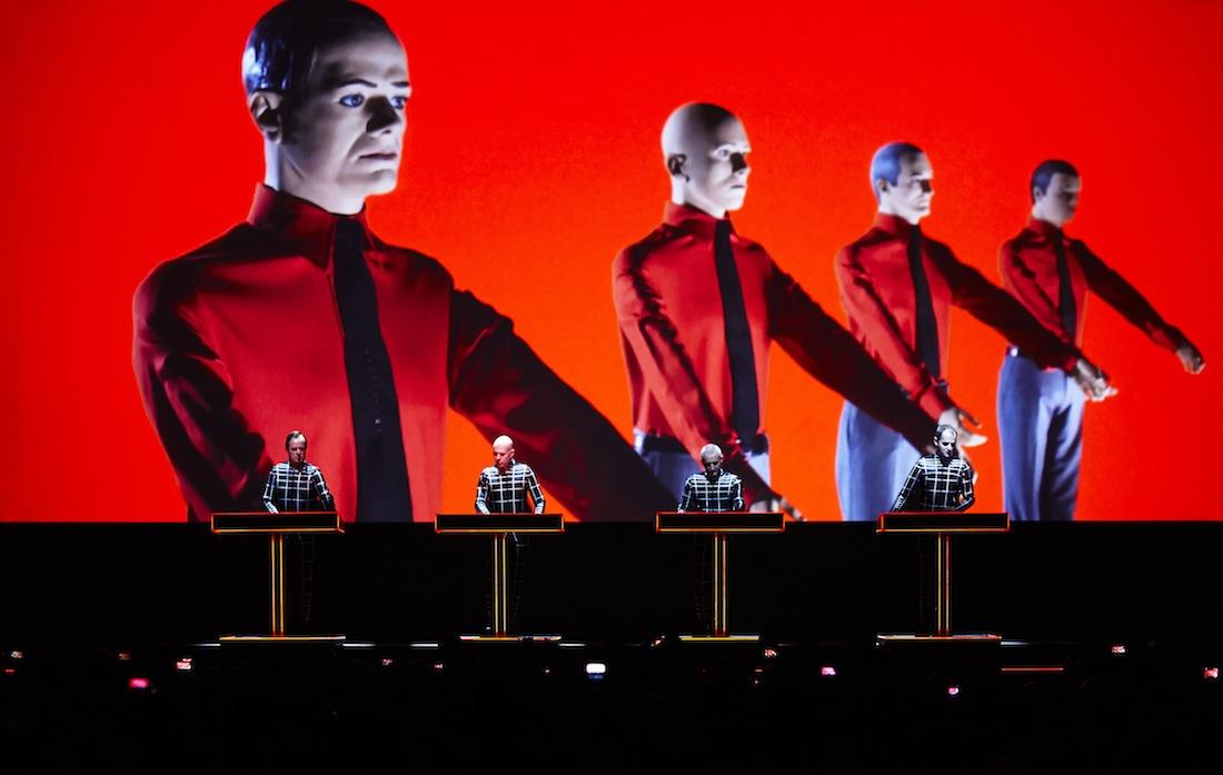 Photo: Peter Boettcher/Kraftwerk