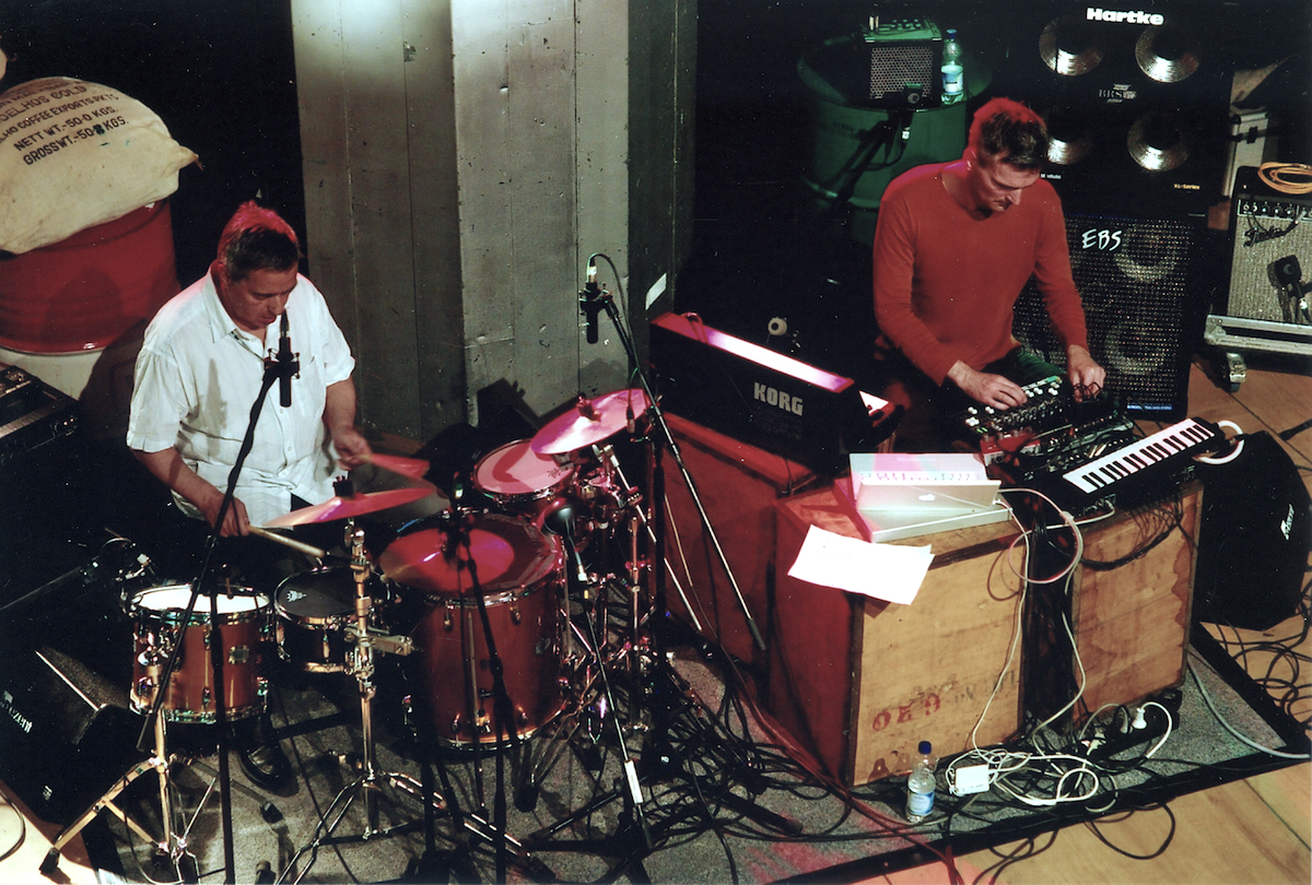Live with Jaki Liebezeit, 2005.