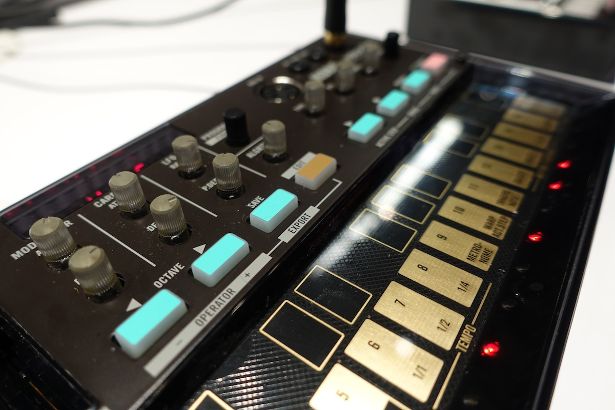 Synths Preposterously Big and Remarkably Small: NAMM 2016