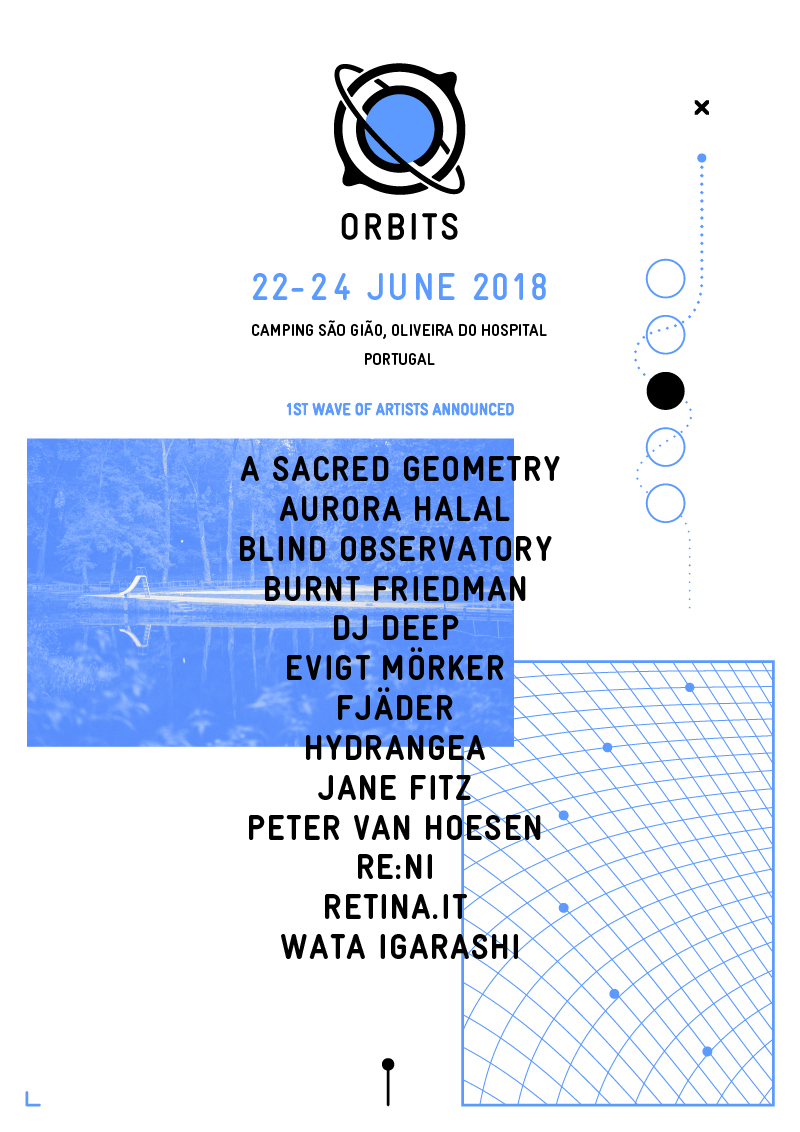 Orbits Festival Unveils First Acts for Inaugural Edition