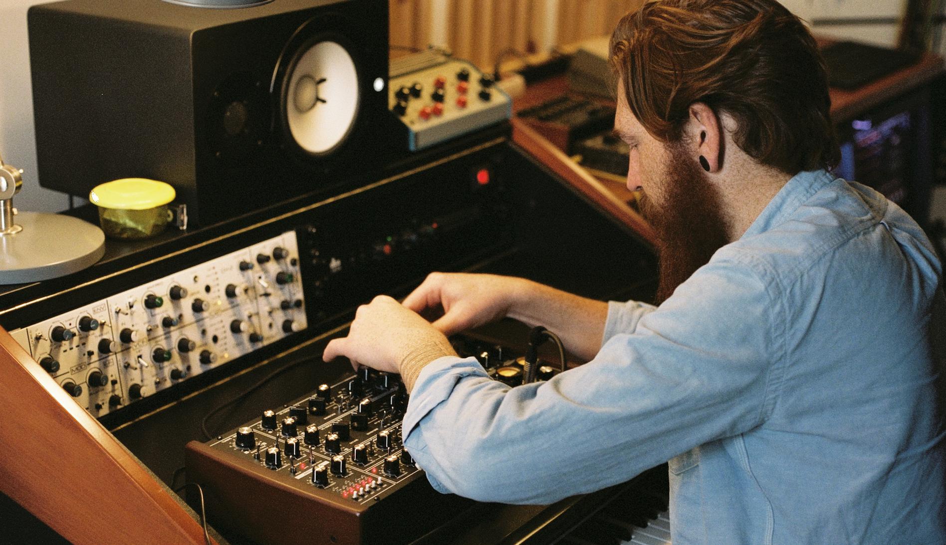 In The Studio: Rødhåd