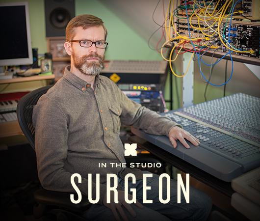 In the Studio: Surgeon