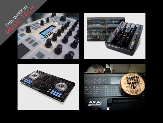 This Week In Music Tech: Serato DJ, Pioneer's DDJ-SX