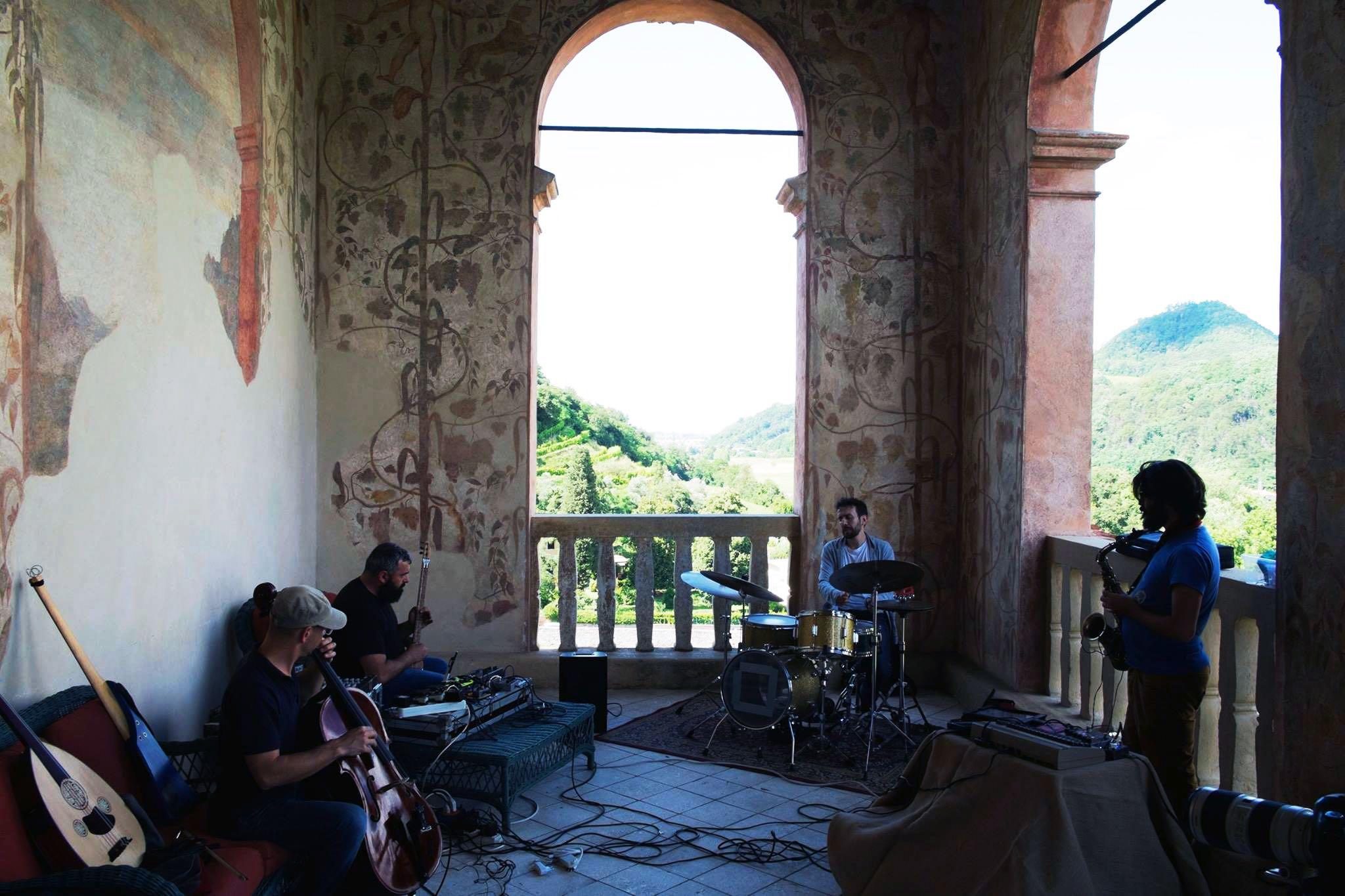 Upperground Orchestra by Ruggero Pietromarchi