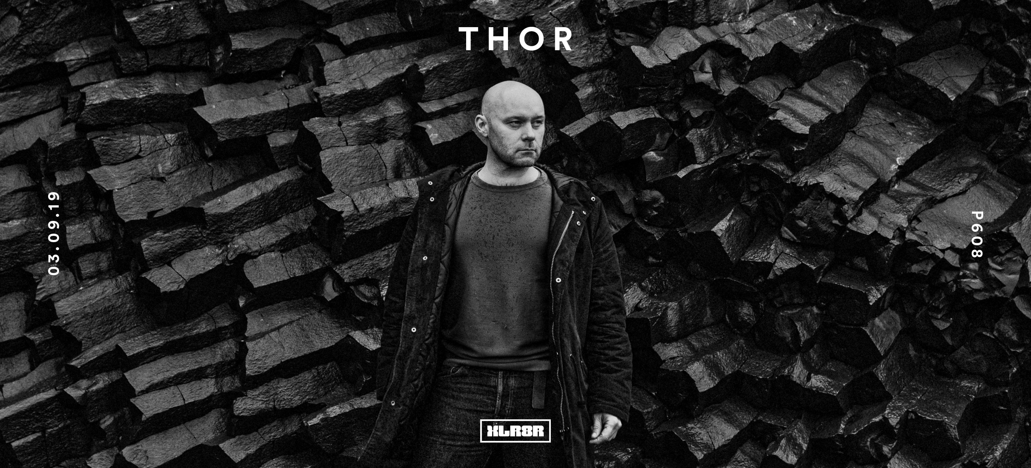 Podcast 608: Thor | XLR8R