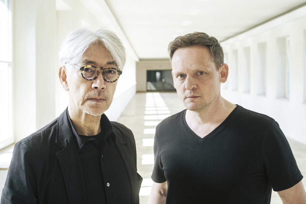 Ryuichi Sakamoto and Alva Noto to Release New Album Recorded Live at Sydney Opera House