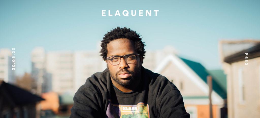 Podcast 650: Elaquent | XLR8R