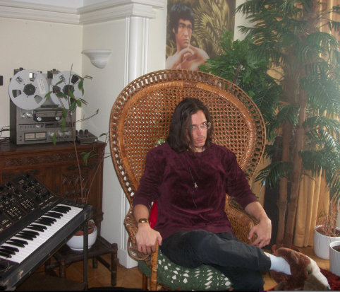 Legowelt Created His New Album